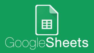 Google sheets 見出し